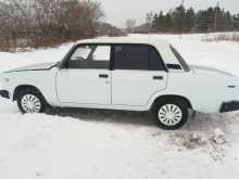 ВАЗ (Лада) 2107, 2003 г., Новосибирск