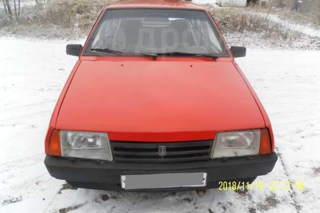 Лада 2109, 1996 год, 48 000 руб.