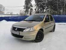 Новосибирск Logan 2011