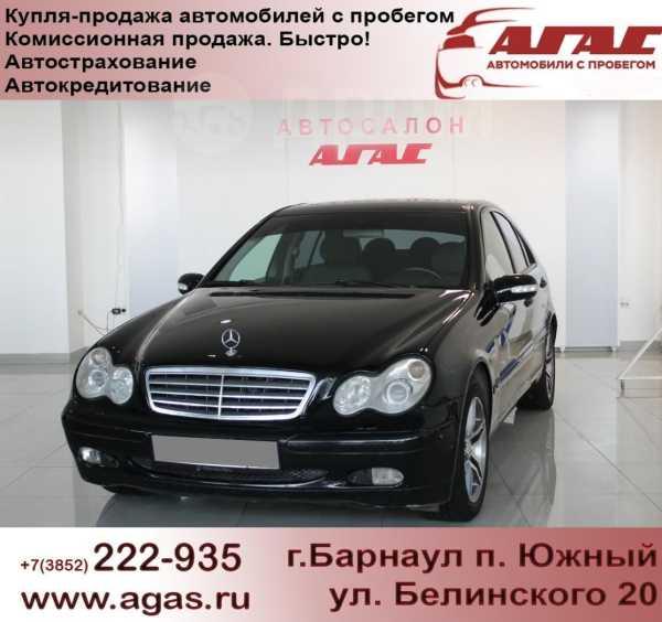 Mercedes-Benz C-Class, 2002 год, 430 000 руб.