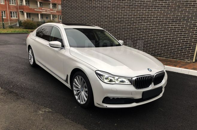 BMW 7-Series, 2015 год, 2 550 000 руб.