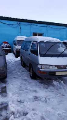 Петропавловск-Камч... Lite Ace 1993