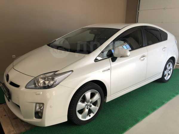 Toyota Prius, 2010 год, 850 000 руб.