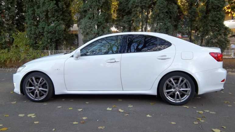 Lexus IS250, 2007 год, 630 000 руб.