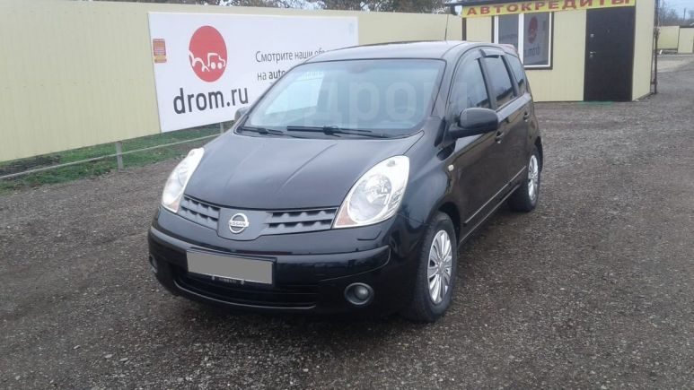 Nissan Note, 2007 год, 368 000 руб.
