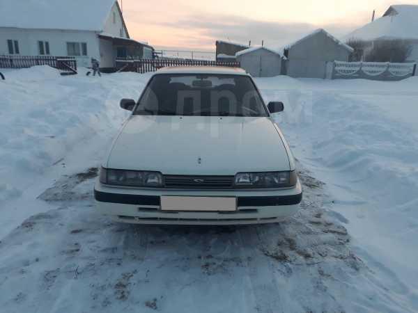Mazda 626, 1992 год, 40 000 руб.