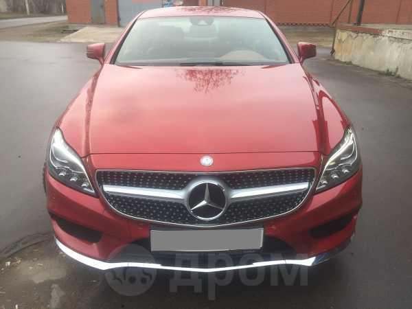 Mercedes-Benz CLS-Class, 2014 год, 1 950 000 руб.
