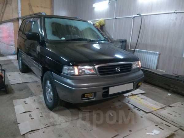 Mazda Efini MPV, 1997 год, 350 000 руб.