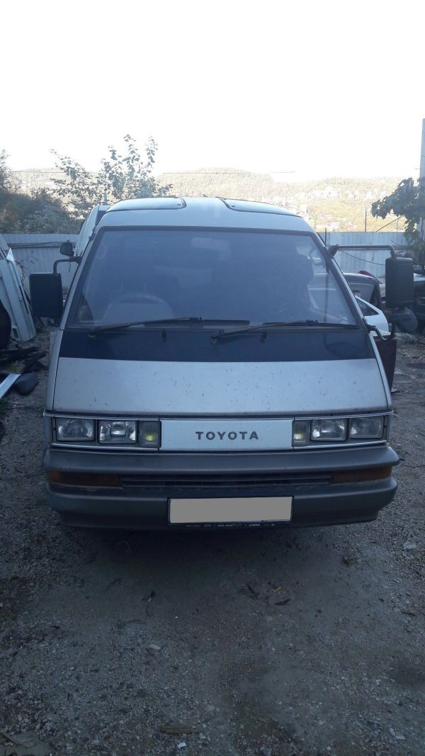 Toyota Master Ace Surf, 1988 год, 135 000 руб.