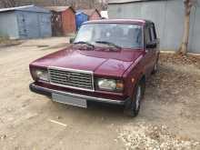 ВАЗ (Лада) 2107, 2001 г., Ульяновск