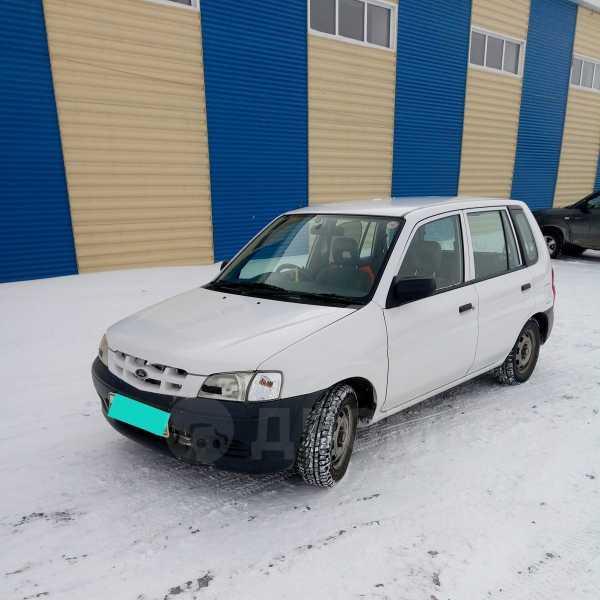 Ford Festiva, 2000 год, 150 000 руб.