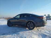 Иркутск Mazda6 2018