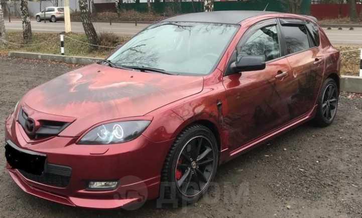 Mazda Mazda3, 2008 год, 480 000 руб.