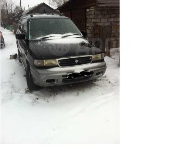 Mazda Efini MPV, 1996 год, 150 000 руб.