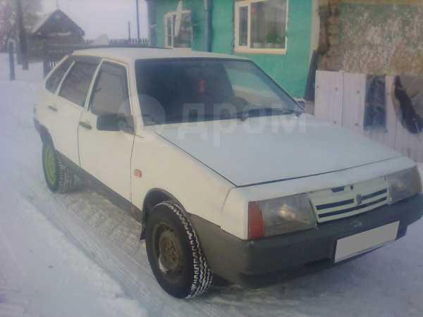 Лада 2109, 1989 год, 29 500 руб.
