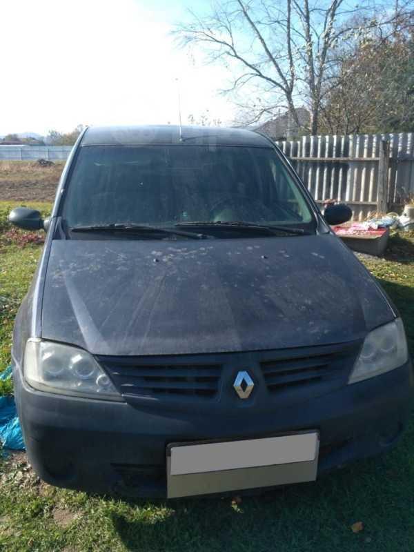 Renault Logan, 2008 год, 90 000 руб.