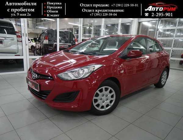 Hyundai i30, 2012 год, 587 000 руб.