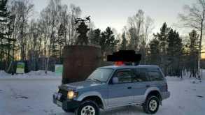 Бийск Pajero 1993