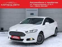 Новокузнецк Ford Mondeo 2016