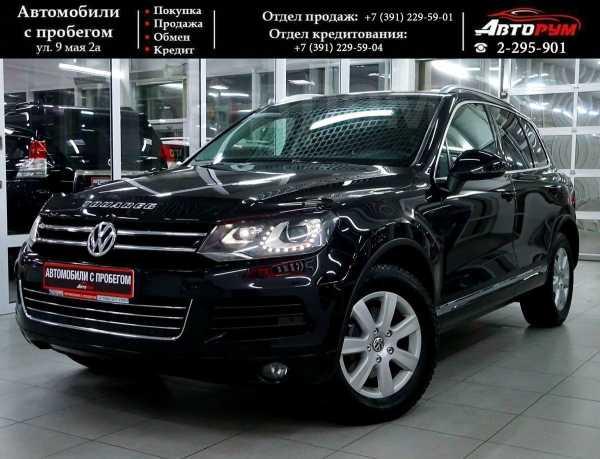 Volkswagen Touareg, 2011 год, 1 287 000 руб.