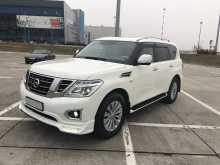 Владивосток Nissan Patrol 2014
