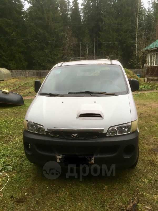 Hyundai Starex, 2001 год, 190 000 руб.
