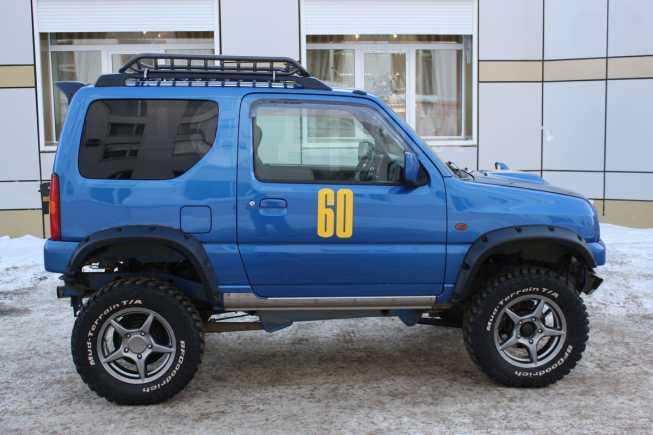 Suzuki Jimny, 2005 год, 450 000 руб.