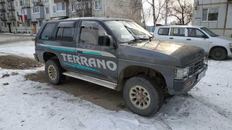 Nissan Terrano, 1993 год, 350 000 руб.
