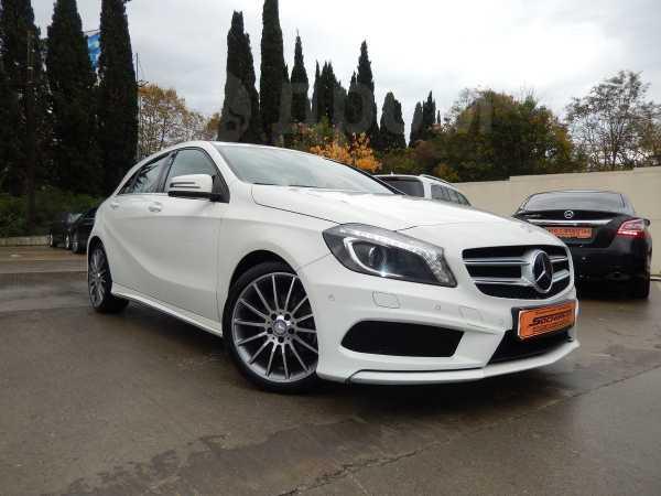 Mercedes-Benz A-Class, 2013 год, 999 000 руб.