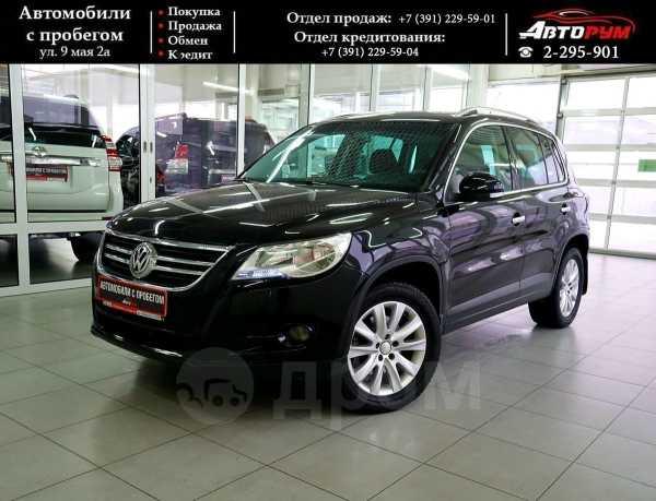 Volkswagen Tiguan, 2009 год, 743 000 руб.