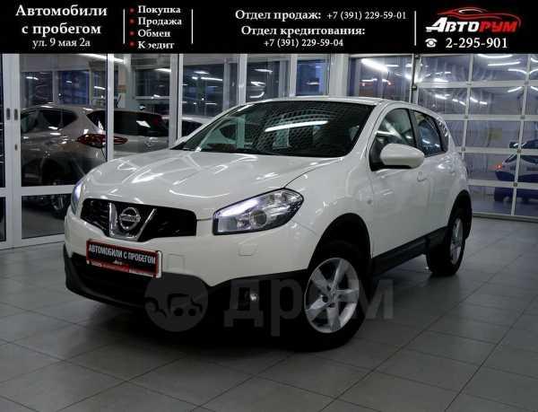 Nissan Qashqai, 2013 год, 867 000 руб.