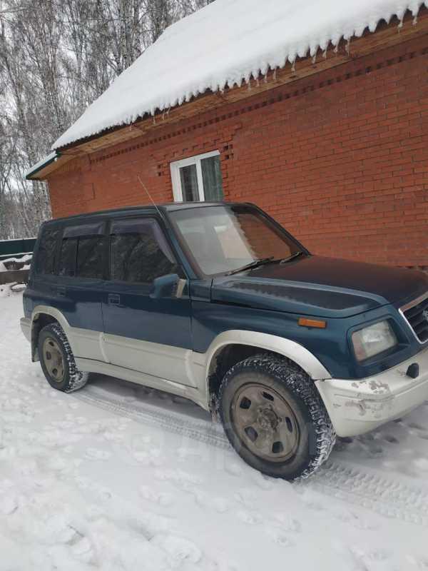 Suzuki Escudo, 1995 год, 210 000 руб.