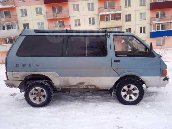 Nissan Largo, 1987 год, 120 000 руб.