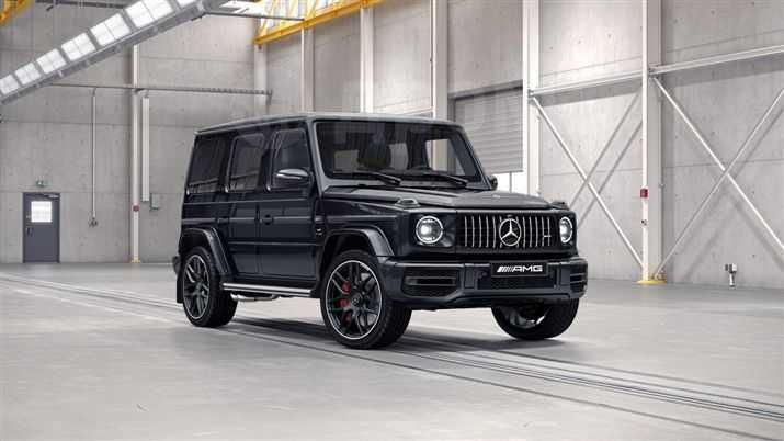 Mercedes-Benz G-Class, 2018 год, 16 024 000 руб.