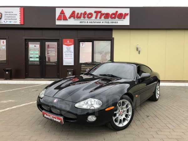 Jaguar XK, 1998 год, 1 800 000 руб.