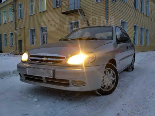 Chevrolet Lanos, 2007 год, 118 000 руб.