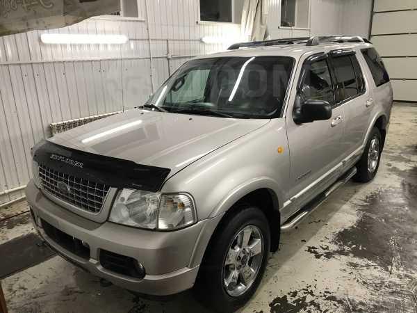Ford Explorer, 2005 год, 499 000 руб.