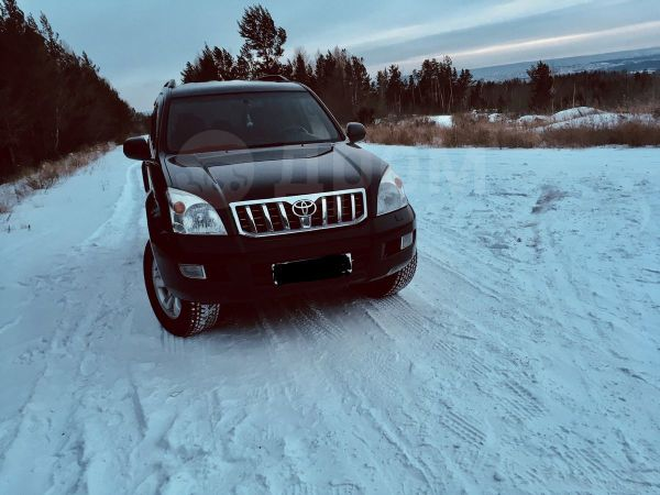 Toyota Land Cruiser Prado, 2007 год, 1 500 000 руб.