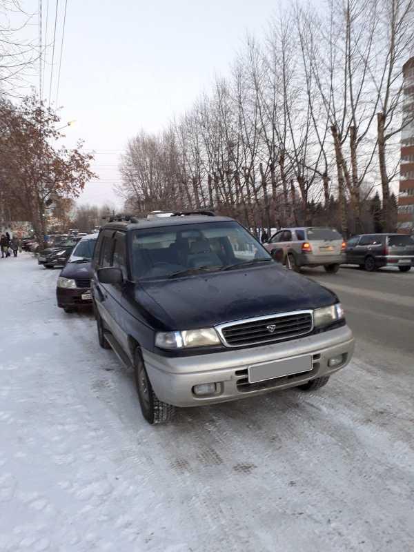 Mazda Efini MPV, 1996 год, 260 000 руб.