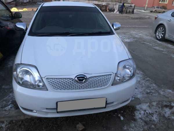 Toyota Corolla, 2003 год, 210 000 руб.