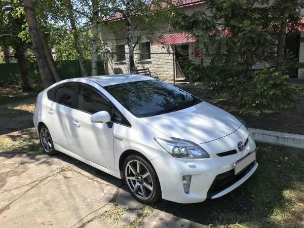 Toyota Prius, 2012 год, 810 000 руб.