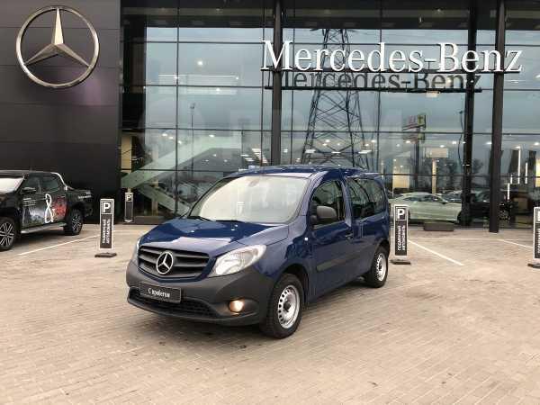 Mercedes-Benz Citan, 2014 год, 849 000 руб.