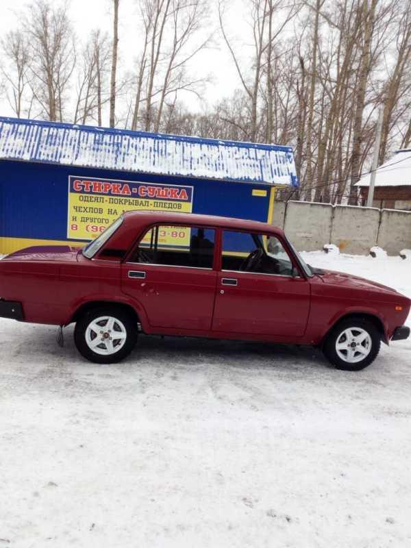Лада 2107, 2008 год, 105 000 руб.