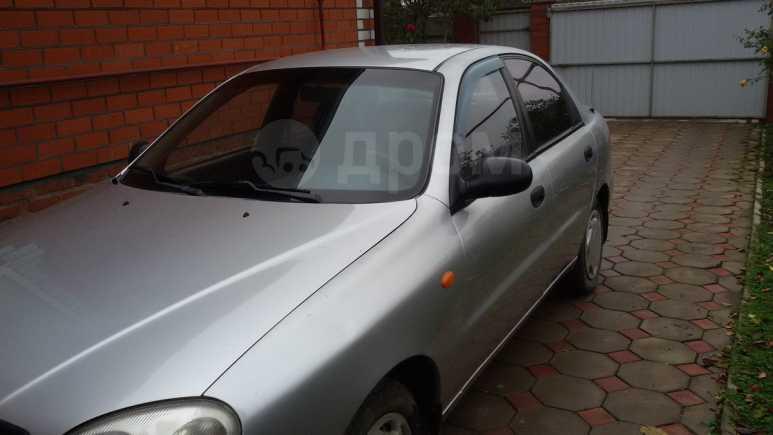 Chevrolet Lanos, 2005 год, 98 000 руб.