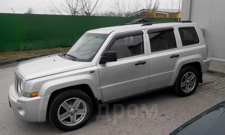 Jeep Patriot, 2008 год, 515 000 руб.
