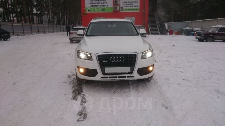 Audi Q5, 2012 год, 1 145 000 руб.