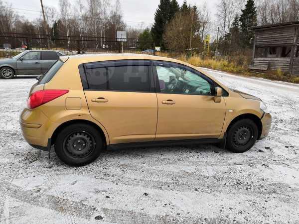 Nissan Tiida, 2008 год, 290 000 руб.
