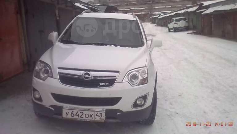 Opel Antara, 2012 год, 850 000 руб.