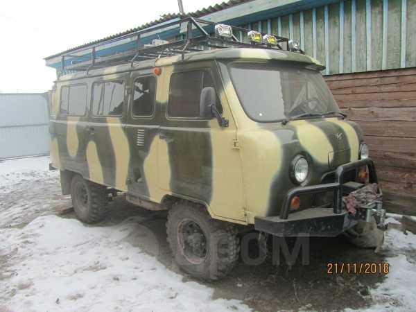 УАЗ Буханка, 1992 год, 399 000 руб.