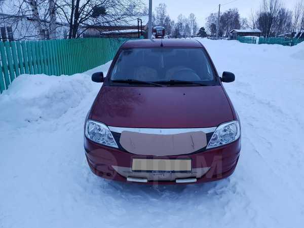 Renault Logan, 2012 год, 300 000 руб.